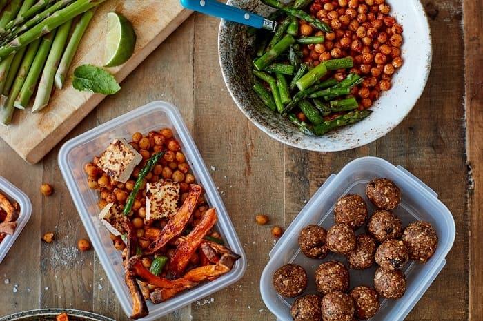 alimentos de dietas para volumen muscular