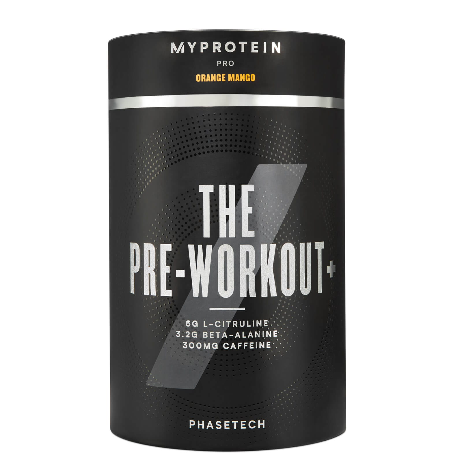 THE pre-workout+ phasetech
