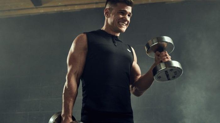Rutina de entrenamiento para brazos (nivel inicial)