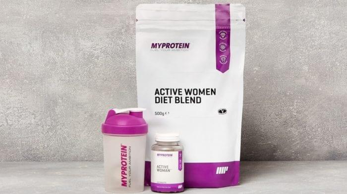 Los mejores suplementos para mujeres de la gama Active Woman