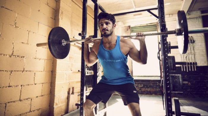 Rutina de piernas | Los mejores ejercicios para cuádriceps + vídeo de ejercicios