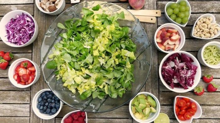Top 20 alimentos veganos