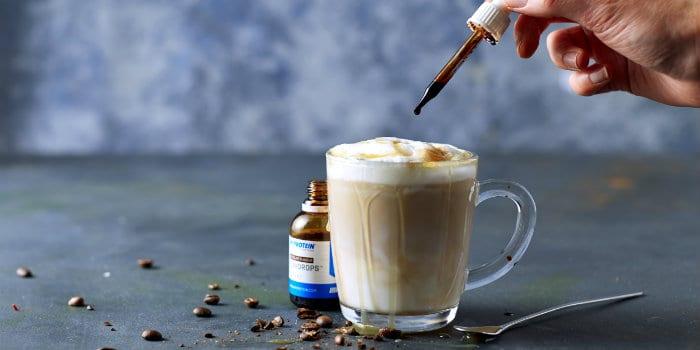 flavdrops para el café