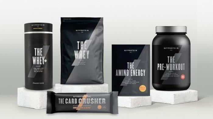 Gama Myprotein Pro: Diseñada para un rendimiento máximo