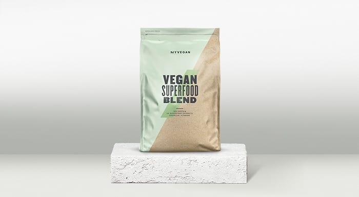 Mezcla Vegana de Superalimentos Myvegan