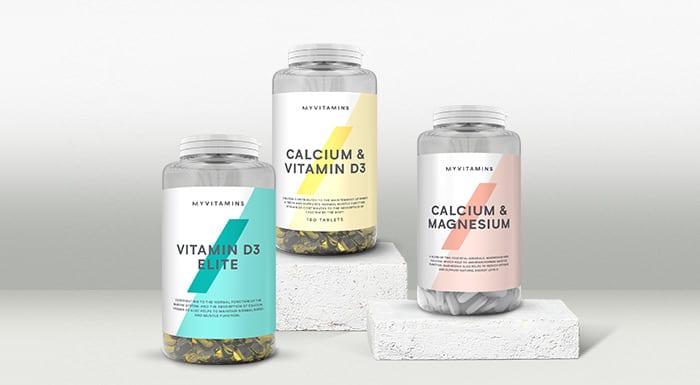 vitaminas para huesos y dientes