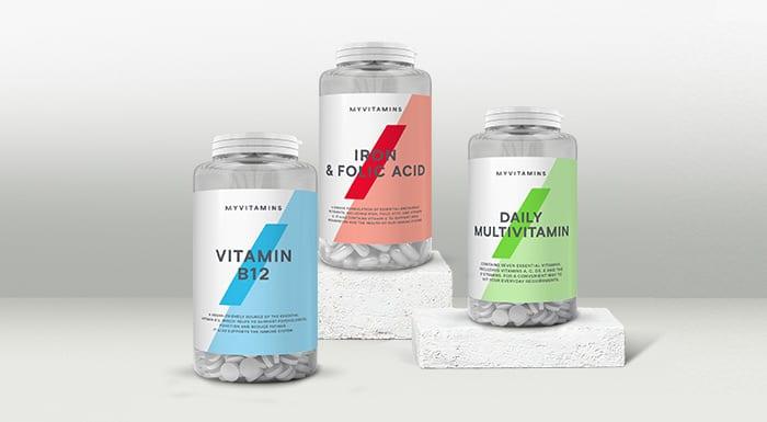vitaminas para el metabolismo