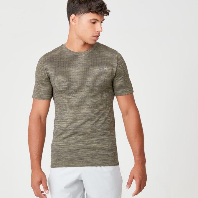 Camiseta Sin Costuras Sculpt