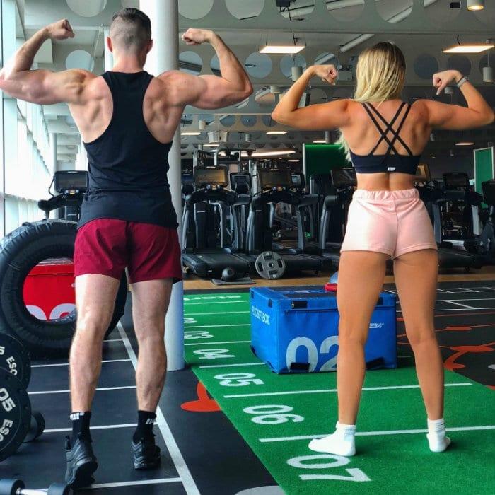 razones para entrenar en pareja