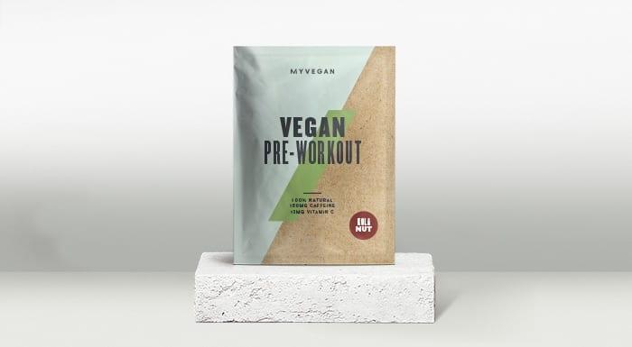 Pre-Entrenamiento Vegano