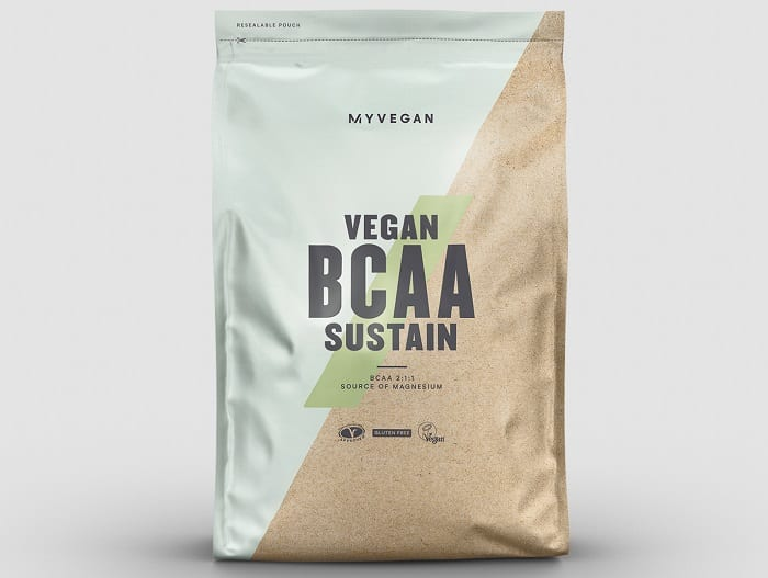 BCAA Vegano Sostenido - RENDIMIENTO