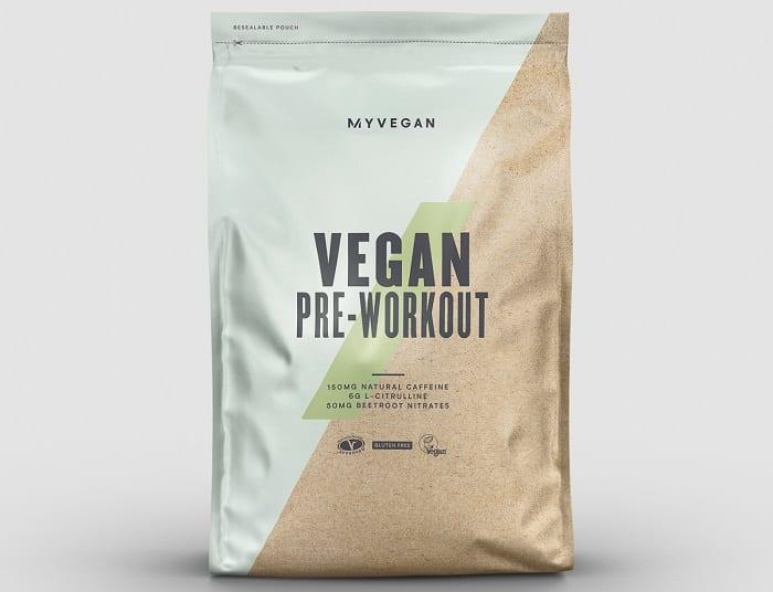 Pre-Entrenamiento Vegano V2 - RENDIMIENTO