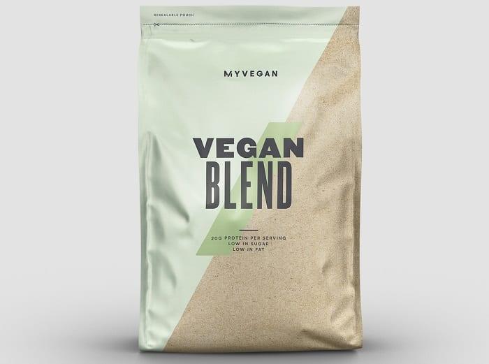 Mezcla de Proteína Vegana V2 - RENDIMIENTO