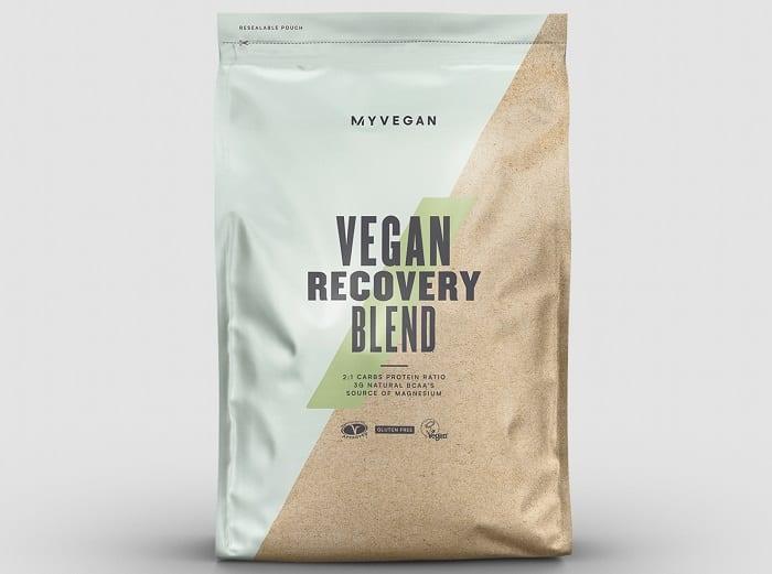 Mezcla de Recuperación Vegana - RENDIMIENTO
