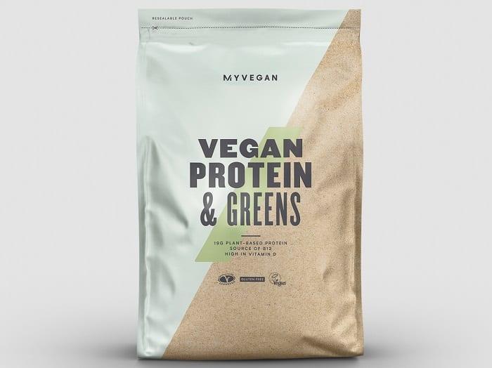 Proteína Vegana y Superalimentos - SALUD