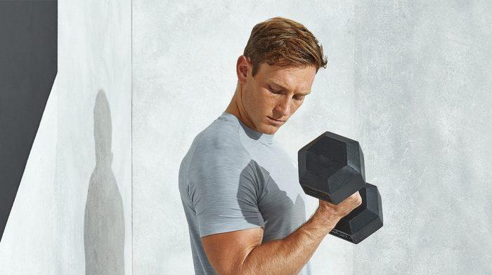 3 rutinas de entrenamiento de tríceps y bíceps