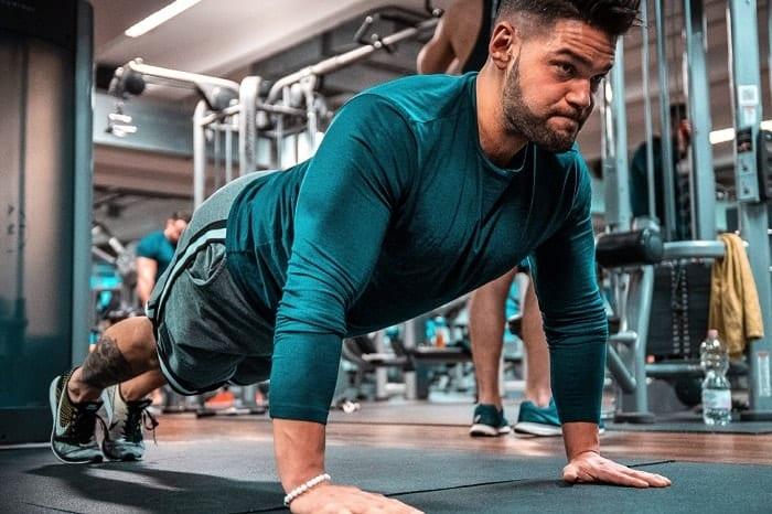 Michael Spampinato atleta Myprotein