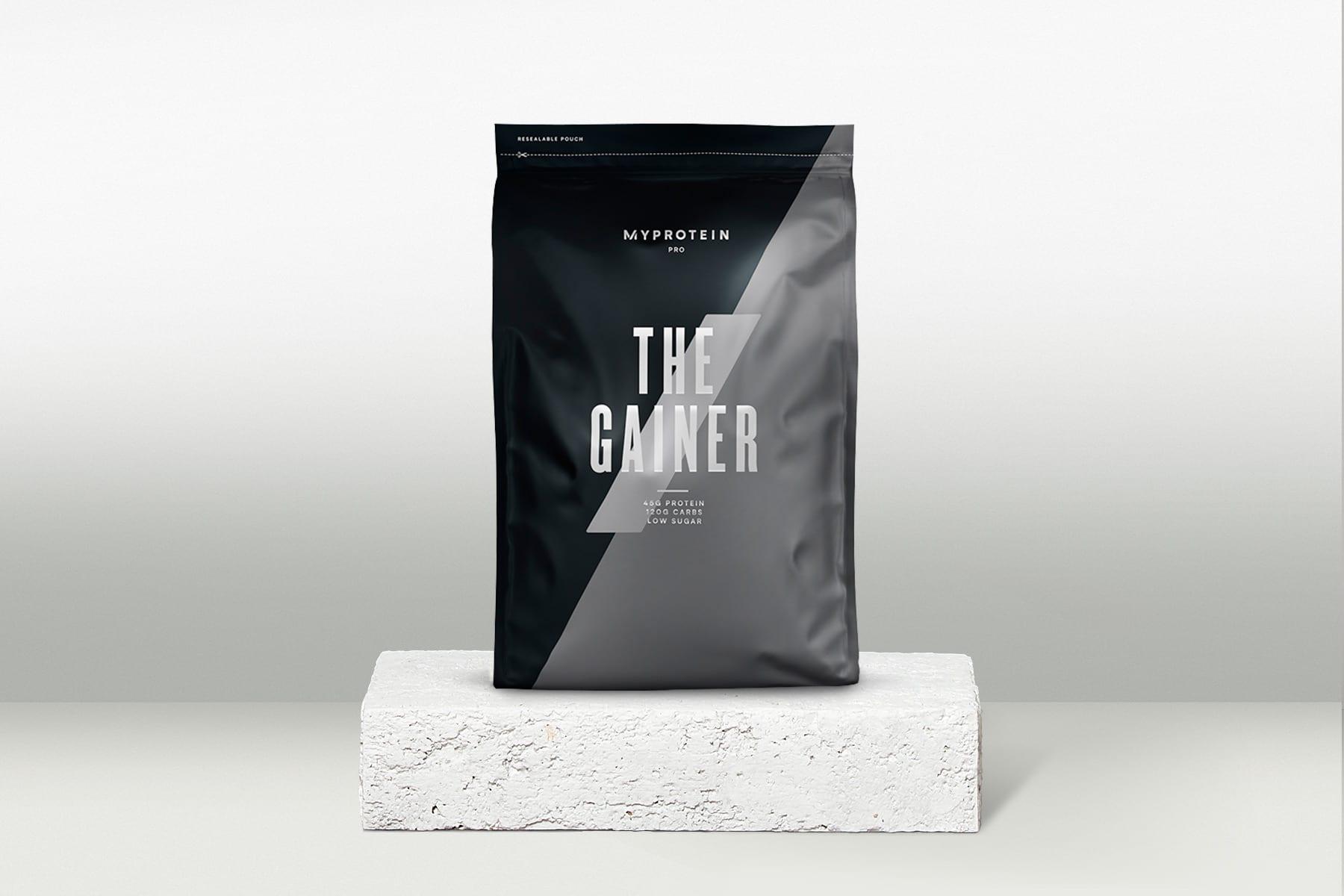 THE Gainer: El nuevo y mejorado batido para ganar peso