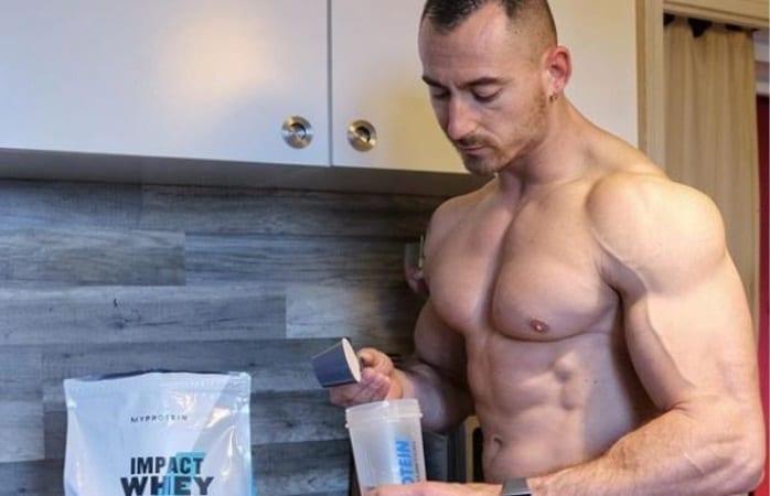 Fabien Simondi atleta Pro Myprotein