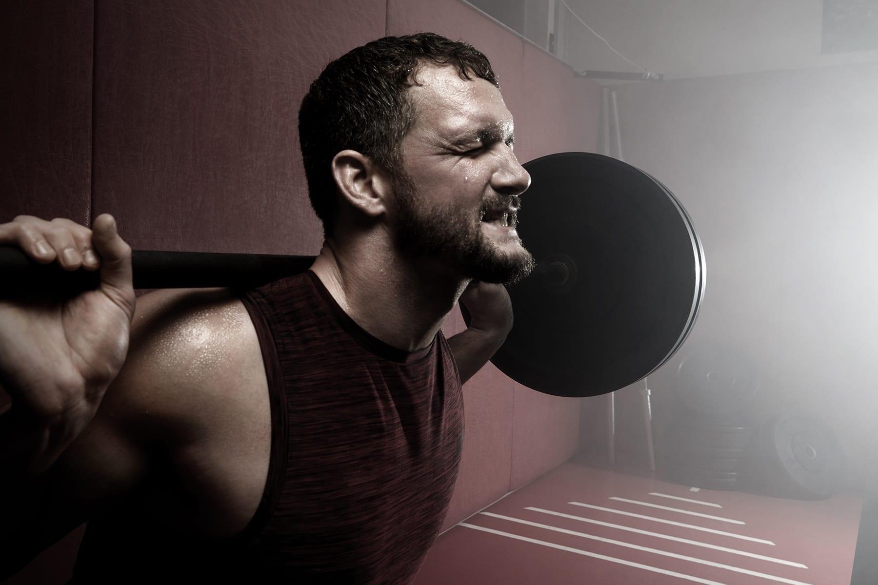 Historias inspiradoras de atletas Myprotein | Sean O'Loughlin