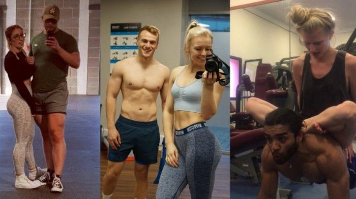 12 Historias de romances en el gym
