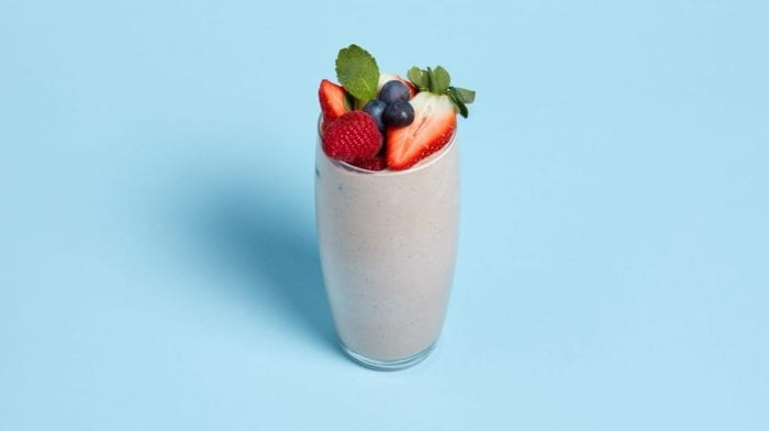 Smoothie vegano proteico | El mejor batido vegano