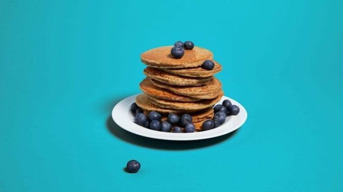 Tortitas Proteicas de Plátano con 4 ingredientes | Receta fácil