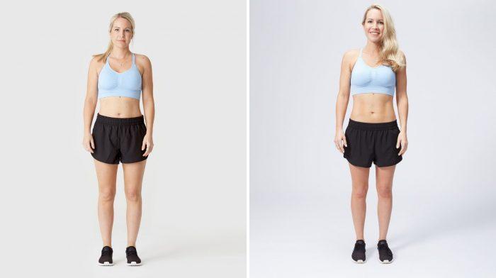 De mamá trabajadora a guerrera del fitness | Transformación de Joanne