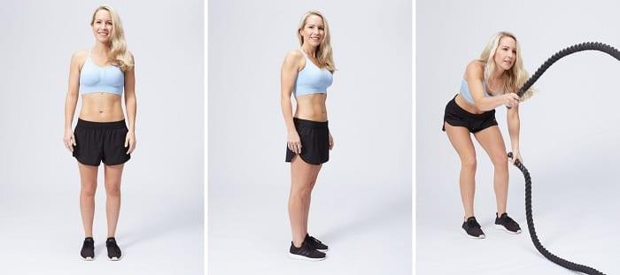 reto fitness Joanne semana 12