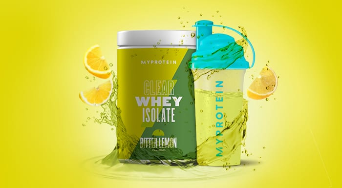 Clear Whey Isolate Lima-Limón