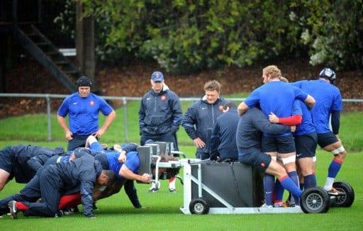 allenamento rugby