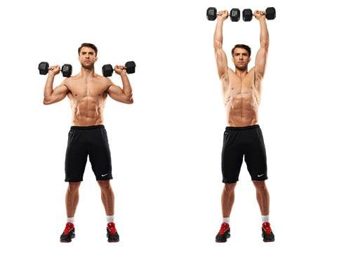 esercizi per allargare le spalle