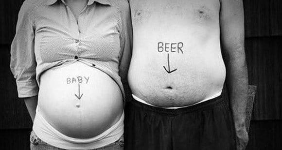 pancia da birra