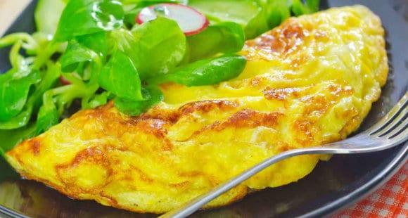 uova a colazione