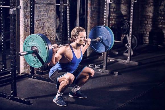 esercizi squat