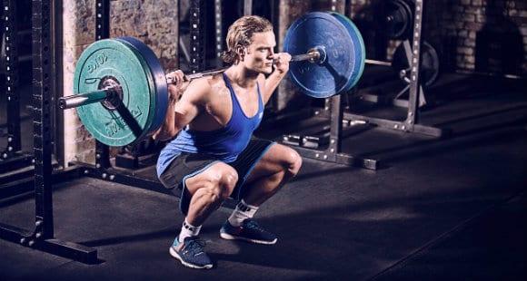gambe muscolose