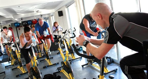 allenamento cyclette