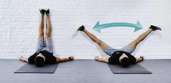 stretching adduttori