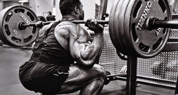 allenamento powerlifting