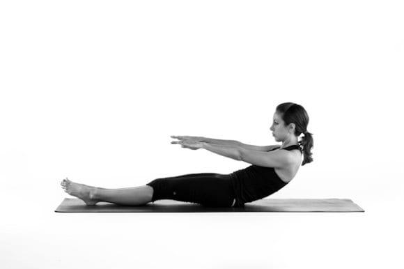esercizi di pilates