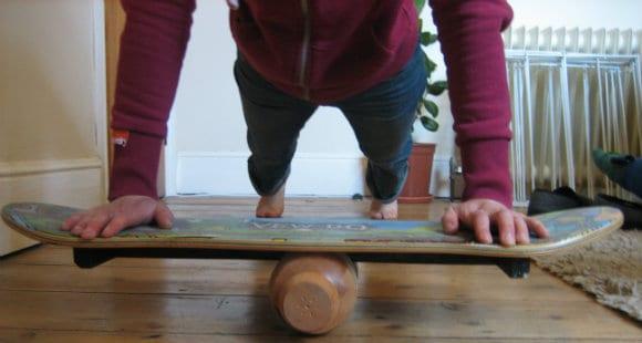 esercizi propriocettivi