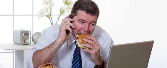 cosa mangiare in ufficio