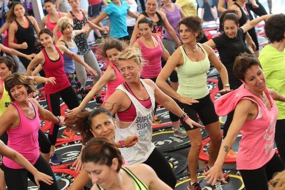 rimini wellness jump fitness
