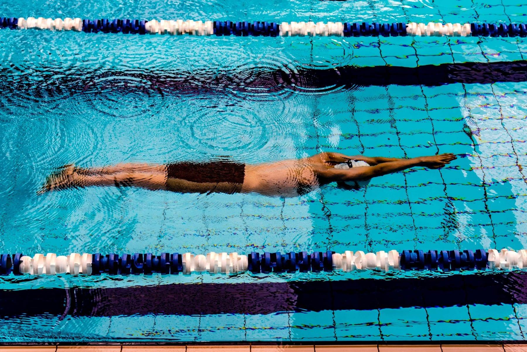 come nuotare per perdere peso