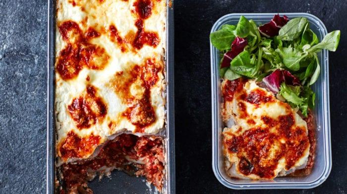 Lasagne povere di carboidrati | Una delizia senza troppi sensi di colpa