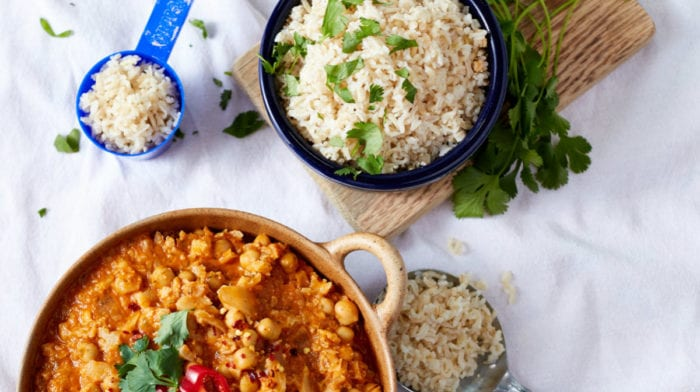 Cena Vegana in 15 minuti | Cavolfiore Tikka Masala
