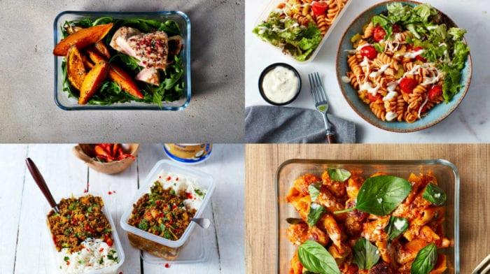 Top Meal Prep per aumentare i muscoli e perdere massa grassa