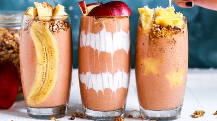 Shake e Frullati proteici | Le migliori ricette