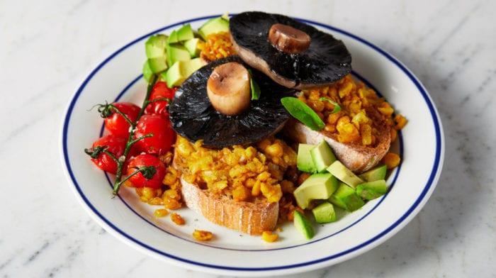 Ceci Strapazzati | Pasto vegano ad alto contenuto proteico