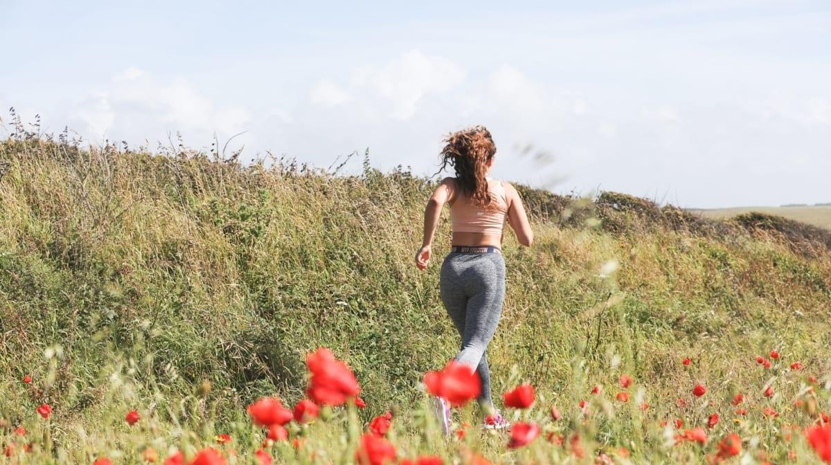 L'esercizio fisico e disconnettersi dal mondo